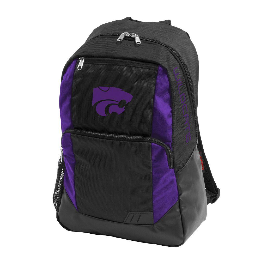 Logo Brand Kansas State Wildcats Closer Backpack