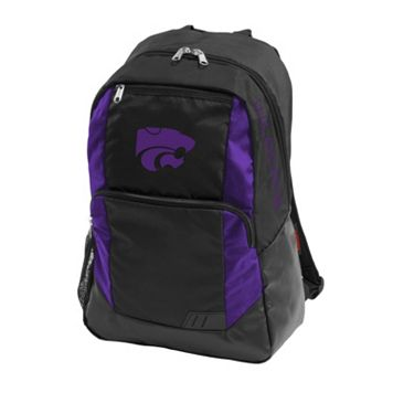 Logo Brand Kansas State Wildcats Closer Backpack