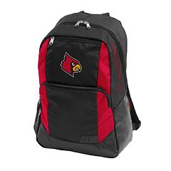 Logo Brand Louisville Cardinals Closer Backpack