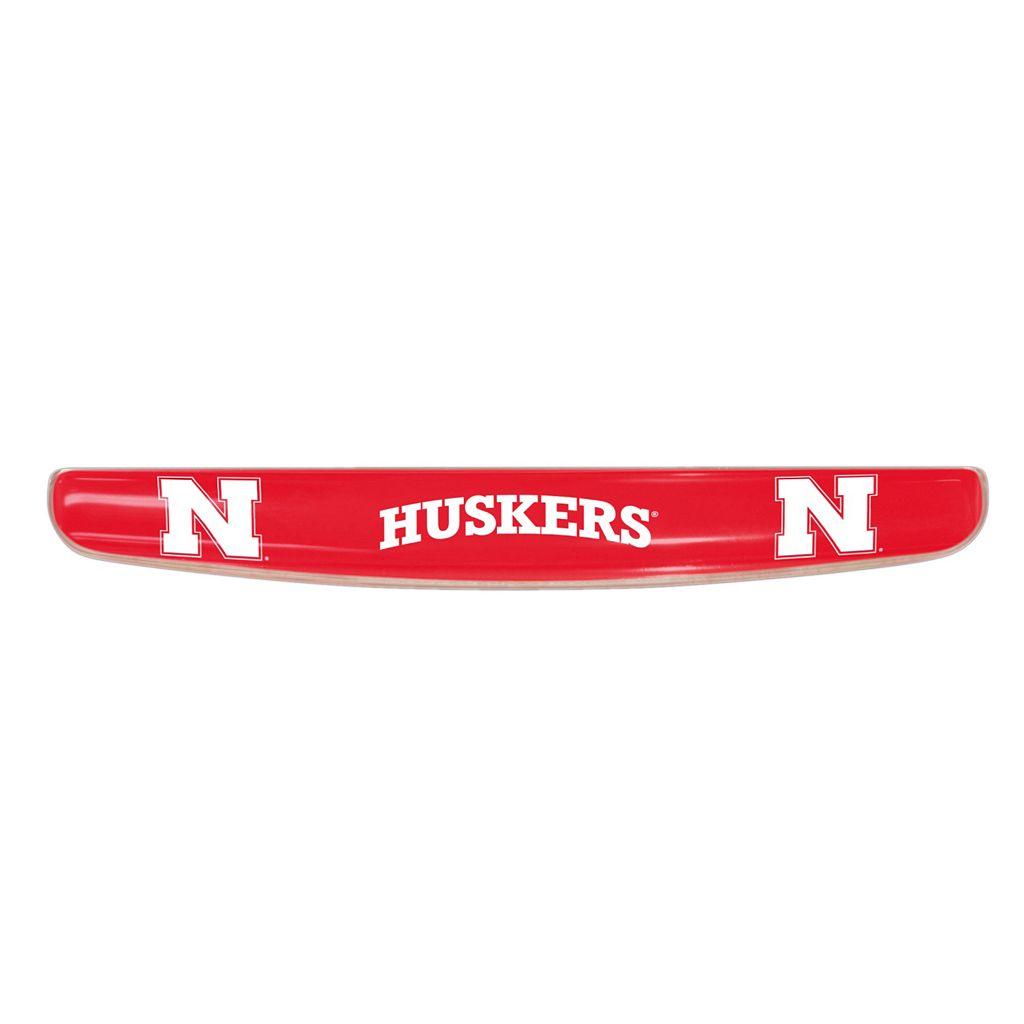 FANMATS Nebraska Cornhuskers Keyboard Wrist Rest