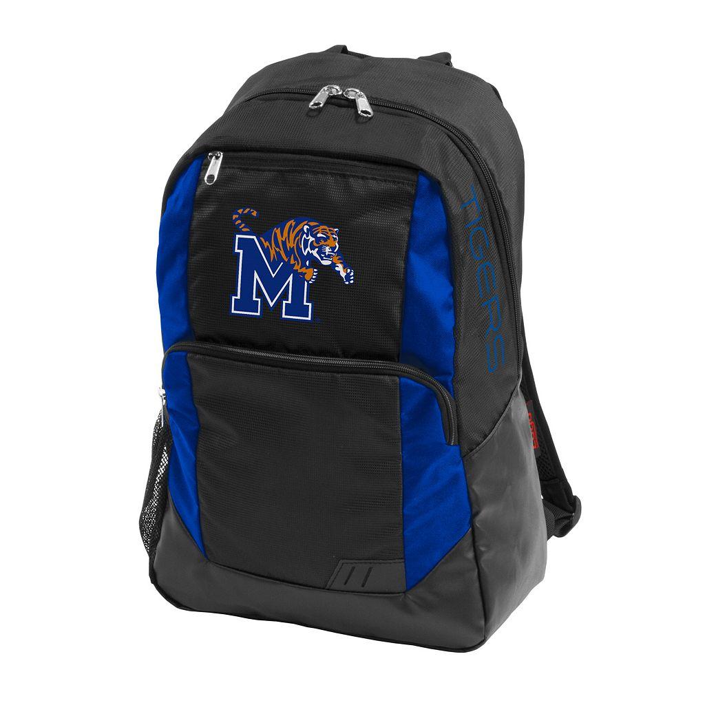 Logo Brand Memphis Tigers Closer Backpack