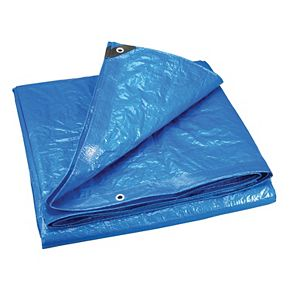 Stansport 8' x 10' Ripstop Tarp with Reinforced Corners