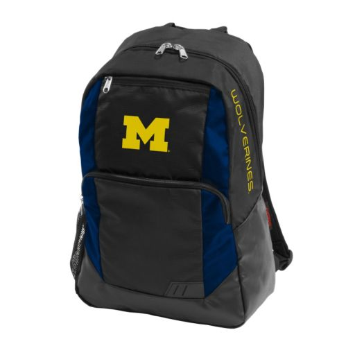 Logo Brand Michigan Wolverines Closer Backpack