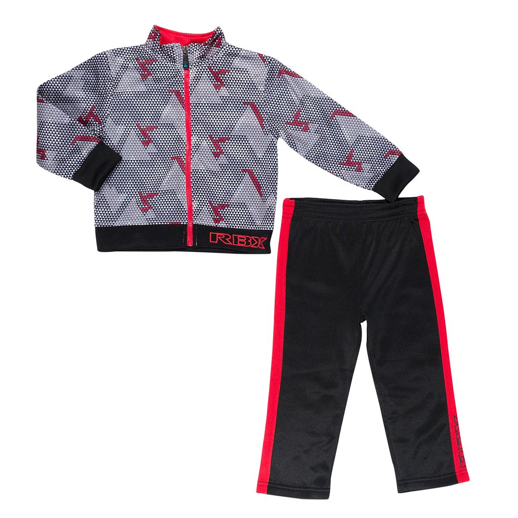 Toddler Boy RBX Fleece Jacket & Pants Set