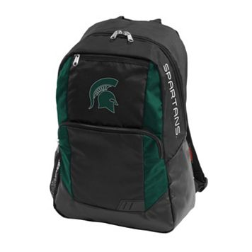 Logo Brand Michigan State Spartans Closer Backpack