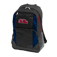 Logo Brand Ole Miss Rebels Closer Backpack