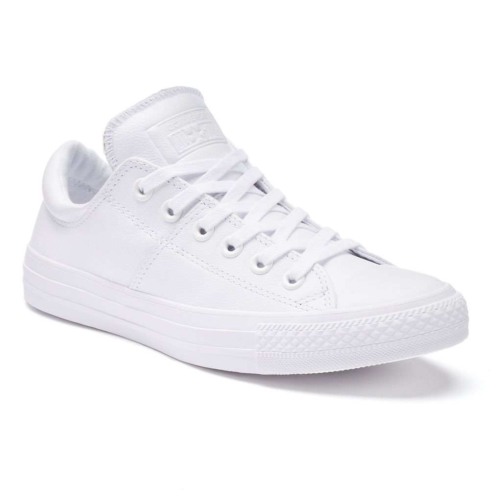 Women's Converse Chuck Taylor All-Star Madison Leather Low-Top Sneakers