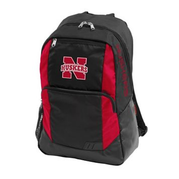 Logo Brand Nebraska Cornhuskers Closer Backpack