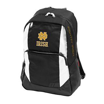 Logo Brand Notre Dame Fighting Irish Closer Backpack