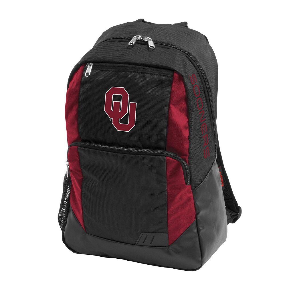 Logo Brand Oklahoma Sooners Closer Backpack