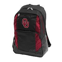 Logo Brand Oklahoma Sooners Closer Backpack
