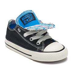 Baby \/ Toddler Converse Chuck Taylor All Star Double-Tongue Sneakers by