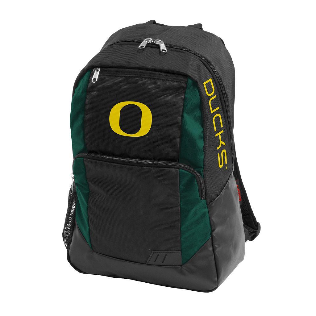 Logo Brand Oregon Ducks Closer Backpack