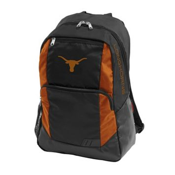 Logo Brand Texas Longhorns Closer Backpack