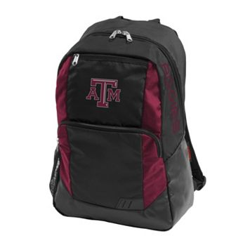 Logo Brand Texas A&M Aggies Closer Backpack