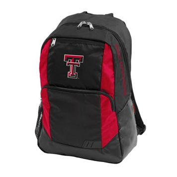 Logo Brand Texas Tech Red Raiders Closer Backpack