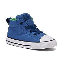 Baby / Toddler Converse Chuck Taylor All Star Street Mid Sneakers