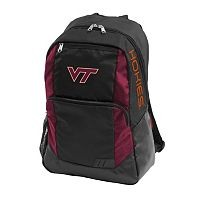 Logo Brand Virginia Tech Hokies Closer Backpack