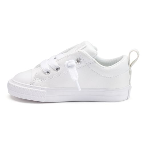 Baby / Toddler Converse Chuck Taylor All Star Street Leather Sneakers