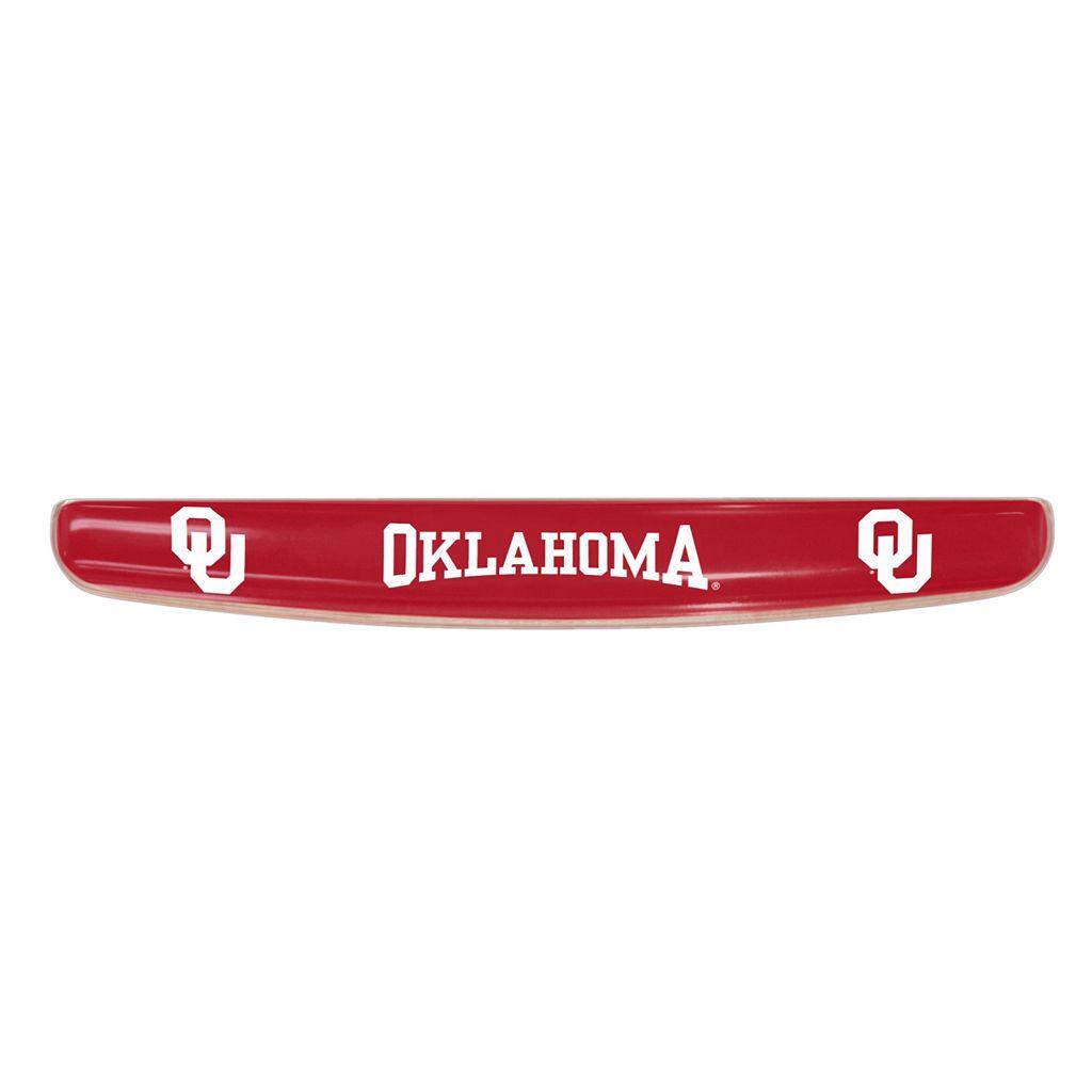 FANMATS Oklahoma Sooners Keyboard Wrist Rest