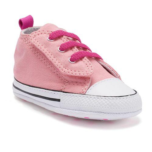 Baby Converse Chuck Taylor All Star Easy Slip Hi Crib Shoes