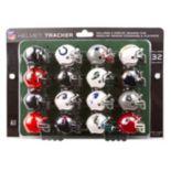 NFL Helmet Standings Tracker