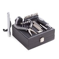 Bey Berk 25-pc. Multi Tool Set