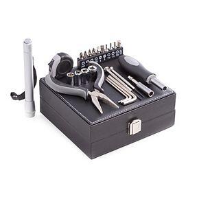 Bey Berk 25-pc. Multi Tool Set