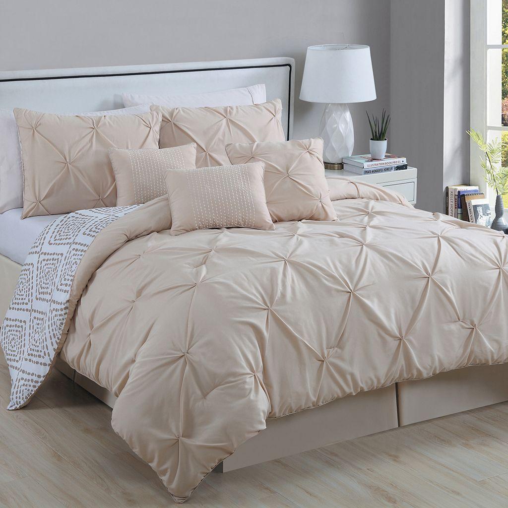 Essex Pinchpleat 7-piece Bed Set