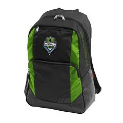 Logo Brand Seattle Sounders Closer Backpack