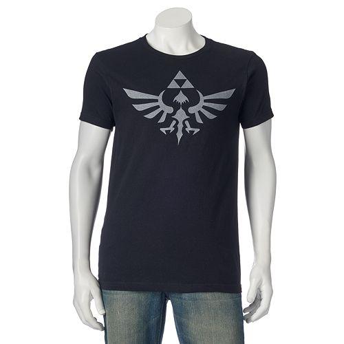 Men's The Legend of Zelda Skyworn Triforce Tee