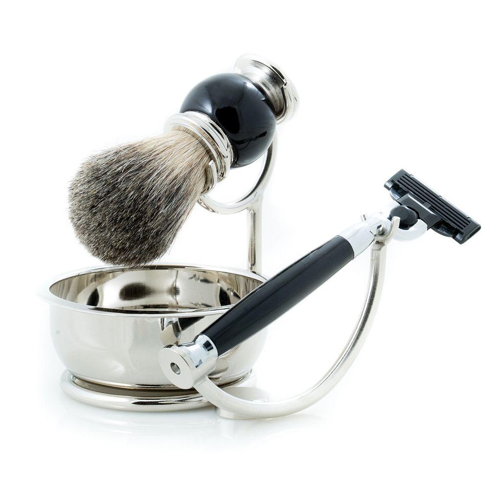 Bey Berk Mach 3 Razor Shaving Set