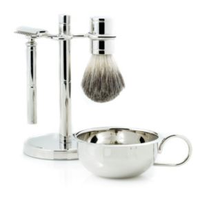 Bey Berk Safety Razor Shaving Set