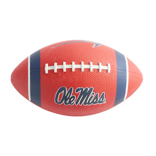 Nike Ole Miss Rebels Mini Football