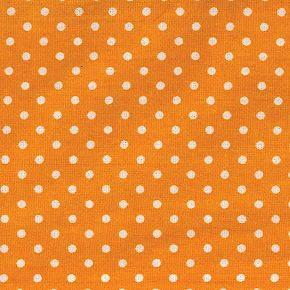 Waverly Baby by Trend Lab Orange Dot Crib Sheet
