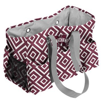 Logo Brand Mississippi State Bulldogs Diamond Junior Caddy