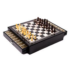 Bey-Berk  Wood Chess Set