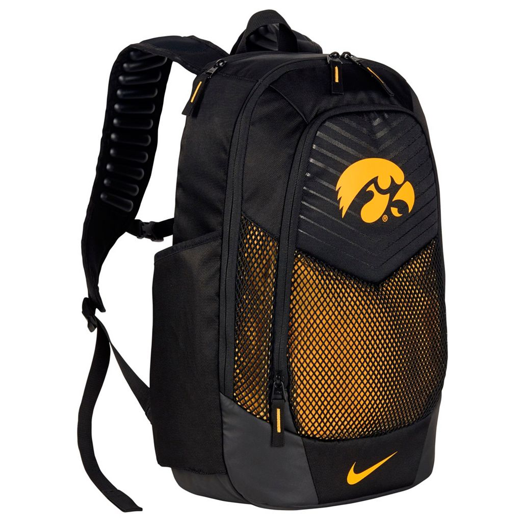 Nike Iowa Hawkeyes Vapor Backpack