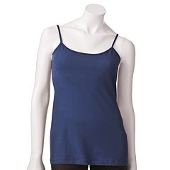 Women's SONOMA Goods for Life™ Everyday Scoopneck Camisole