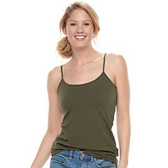 Women's SONOMA Goods for Life™ Everyday Built-In Support Camisole