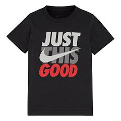 Boys 4-7 Nike 'Just This Good' Tee