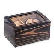 Bey-Berk  Lacquered Wood Watch Winder