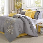 Chic Home Floral 8 pc Bed Set