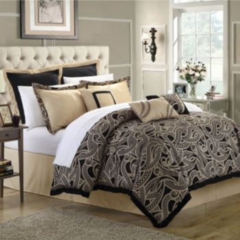 Chic Home Turin 8-piece Bed Set