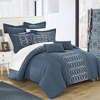 Chic Home Moderna 8-piece Bed Set