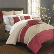 Chic Home Marbella 7 pc Bed Set