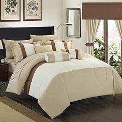 Chic Home 20-piece Mackenzie Bedding Set