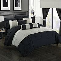 Chic Home 20 pc Mackenzie Bedding Set