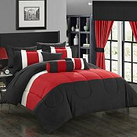 Chic Home 20-piece Mackenzie Bedding Set
