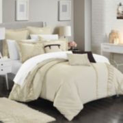 Chic Home Lunar 8-piece Bed Set